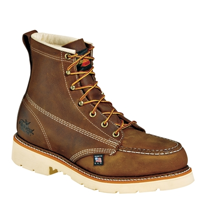 "Men's Thorogood 6"" Moc Steel Toe"