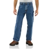 Carhartt Men's Washed Denim Original Loose Fit  Jean B13