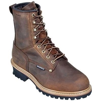 "Men's Carolina 8"" Insulated Met Guard Steel Toe"