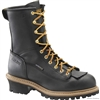 "Men's Carolina 8"" Lace to Toe Steel Toe Logger"