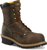 "Carolina Men's Poplar 8"" Comp Toe Logger CA9853"