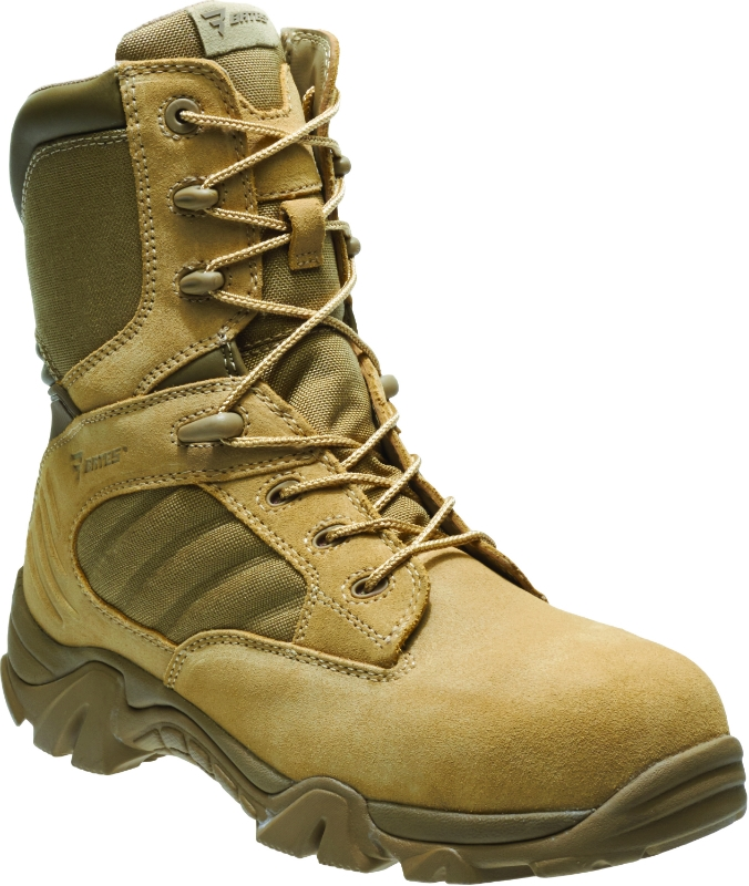 2175db01bad Bates Men's GX-8 Desert Side Zip Composite Toe Boot