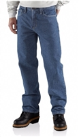 Carhartt Men's FR Relaxed-Fit Utility Jean FRB004