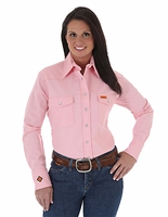 Wrangler Women's FR Work Shirt