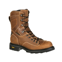 "Georgia Boot Men's 8"" Comfort Core Waterproof Logger GB00122"