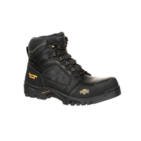 "Georgia Boot Men's 6"" Amplitude Waterproof Composite Toe Hiker Work Boot GB00130"
