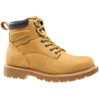 "Wolverine Men's 6"" Floorhand Waterproof Steel-Toe Work Boot W10632"