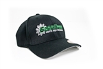 Gearspeed Embroidered High Quality Wool Flex-Fit Hats