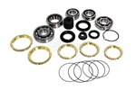"Bearing, Seal & Brass Synchro Kit for the ACCORD ""Single Cone 2nd Synchro"""