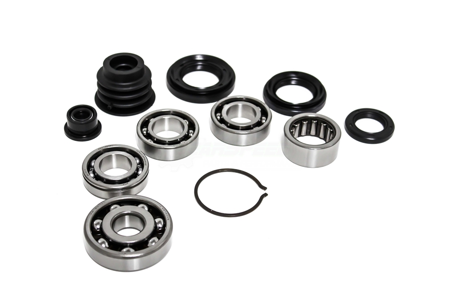 Bearing & Seal Kit D16 89-00 Honda Civic (Black Speedo Gear)