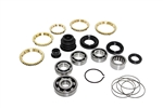 Bearing, Seal & Brass Synchro Kit for the Civic D16 40mm (Black Speedo Gear)