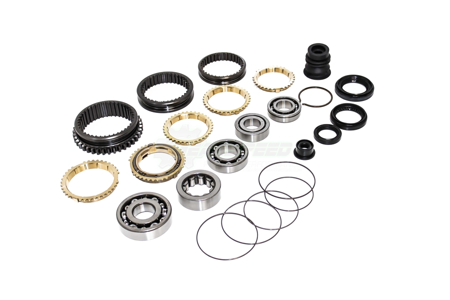 master bearing  seal  sleeve  u0026 brass synchro kit for a 92
