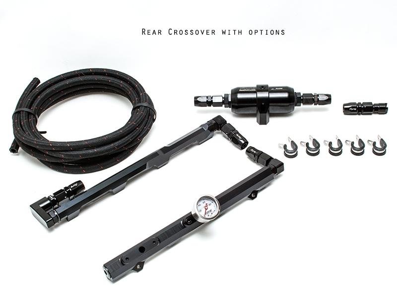 SN95 4V Fuel Rails and Fuel Line Upgrade Kit
