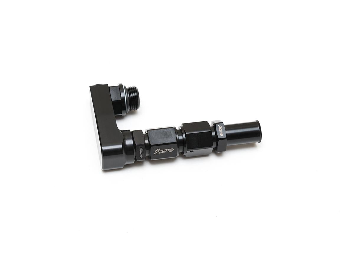 OEM Fuel Line Adapter for Aftermarket 3V Fuel Rails