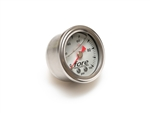 Mechanical Fuel Pressure Gauge 1-100psi