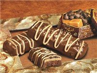 Caramel Cocoa Bar