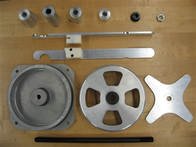 "5"" TURBO TIRE CHANGER KIT"