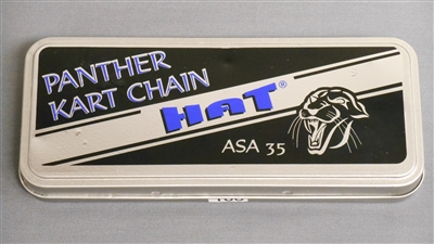 #35 Panther Kart Chain, 106 links