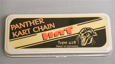 #428 Panther Kart Chain