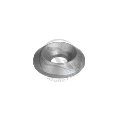 COUNTERSUNK WASHER 17mm x 6mm SILVER COLOR