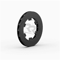 Vented Brake Disk Rotor 200x18mm Grooved