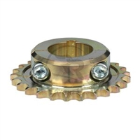 #428 chain 40mm steel sprocket