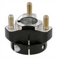 Aluminum Rear Wheel Hub for 25mm Axle