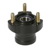 Aluminum Front Wheel Hub With 17mm Bearings