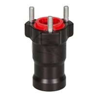 Aluminum Front Wheel Hub with 25mm Bearings