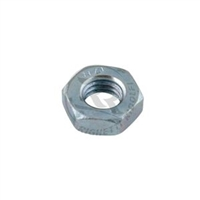 KVD10BS Low Nut M10 Zinc-Plated