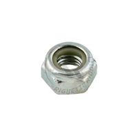 KVDA10BS Low Self-Locking Nut M10 Zinc-Plated