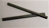 M8 (LEFT - ID) HEXAGONAL TIE-ROD. 6061 GRADE ALLOY ANODIZED BLACK