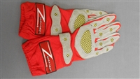 Z Racing Deluxe Gloves Red/Grey