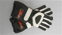 Z Racing Gloves Black/Grey