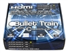Bullet Train's 48Gbps HDMI cable, created for 8K30 (4:4:4) signals with HDR