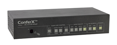 AVPro Edge's ConferX 100M Receiver and Class-D Amplifier
