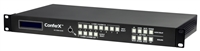AVPro Edge's ConferX 4K 8x4 Matrix Switcher