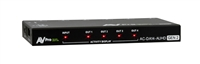 AVPro Edge AUHD 1x4 Distribution Amplifier