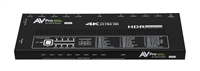 AVPro Edge AUHD-GEN2 1x8 Distribution Amplifier