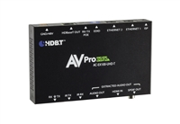 AVPro Edge B.A.E. 100 Meter HDMI Extender via HDBaseT bi-directional power hdcp 2.2 Transmitter only
