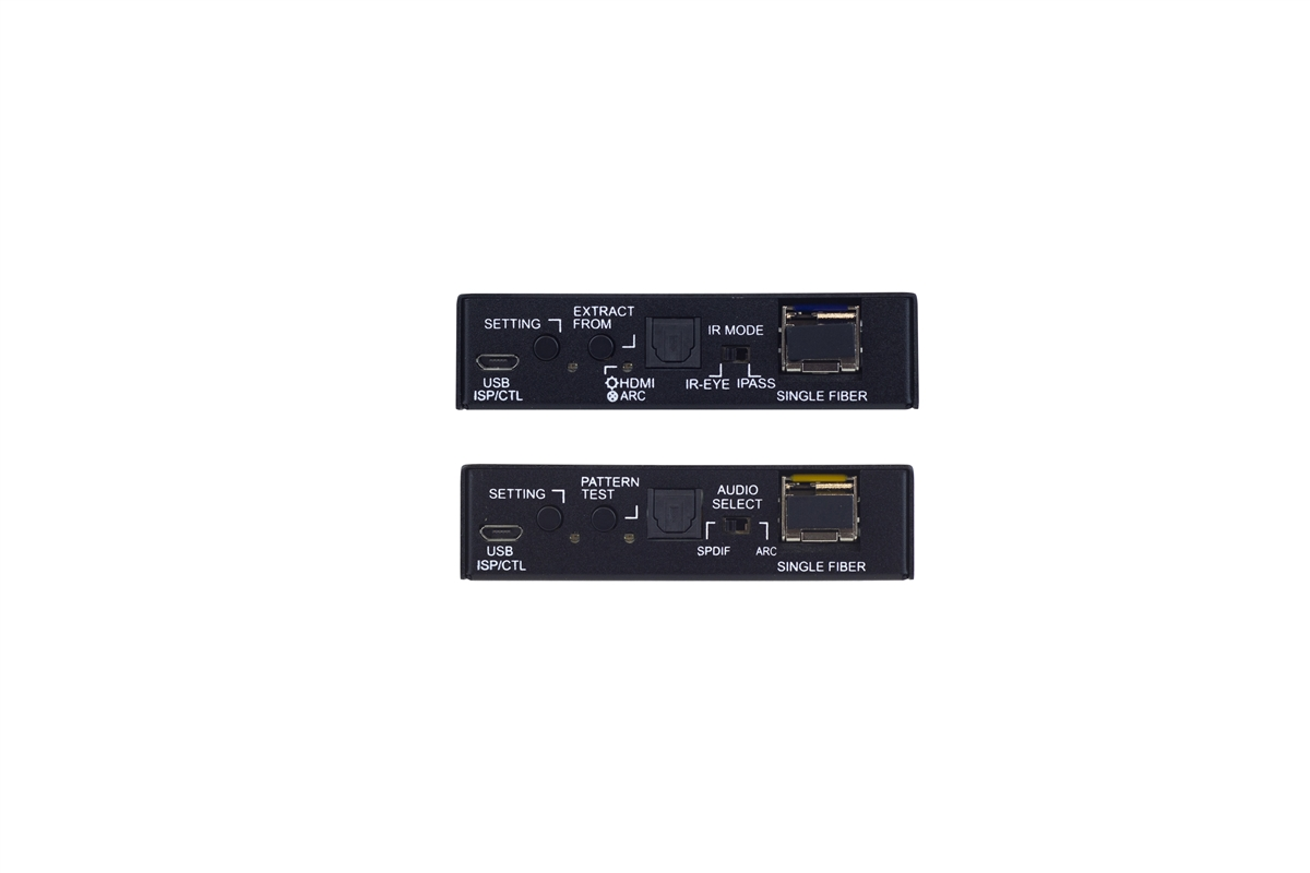 4k Hdmi Extender Via Optical Fiber Circuit Boards And Components Optics Tool Kit Optic Ac Exo 444