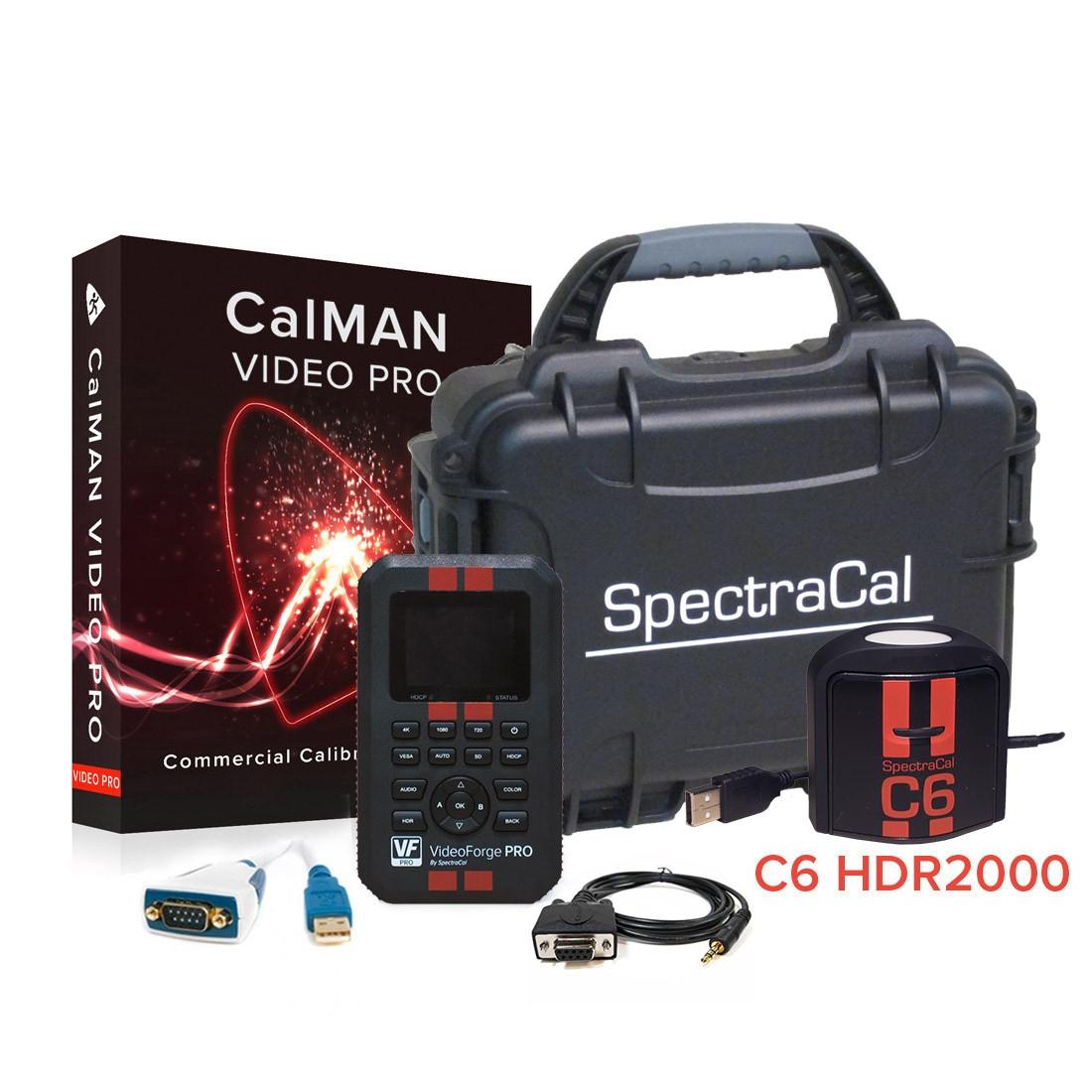 CalMAN Video Professional AutoCAL Bundle ( w software )