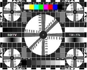 China Res Test Patterns