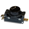 A52478 Switch, Black Push Button