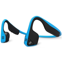 Aftershokz Trekz Titanium Headphones (Ocean Blue)