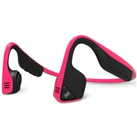 Aftershokz Trekz Titanium Headphones (Pink)