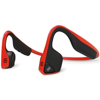 Aftershokz Trekz Titanium Headphones (Red)