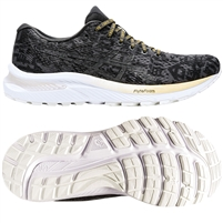 Asics Gel Cumulus 22 Women's Road Running Shoe. (Black/Graphite Grey)