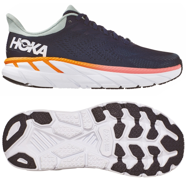 Hoka Clifton 7 Women's Road Running Shoe (2020)