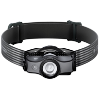 Ledlenser MH5 Rechargeable Outdoor Headlamp (Black)